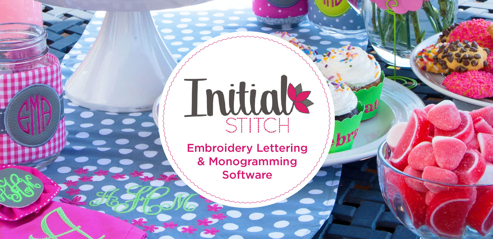 Initial Stitch Software